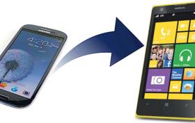 Ako preniesť kontakty z Androidu