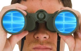 Windows 10 Spion