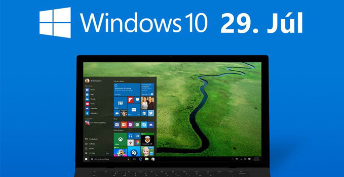 pôvodnú verziu Windows 10