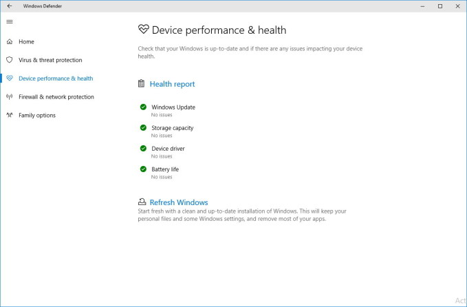 windows-defender-health-report