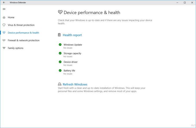 windows-defender-health-report