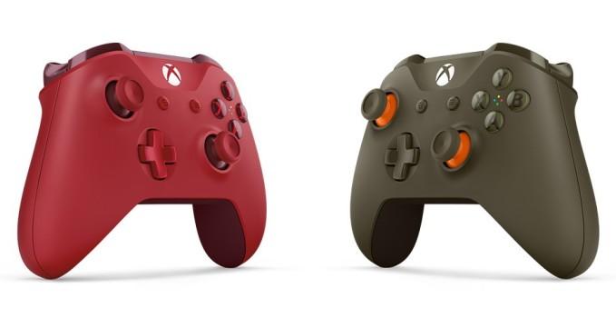 ovládače Xbox