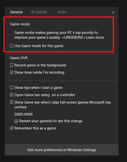 GameDVR 2