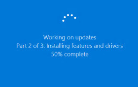 Ako vytvoriť odkaz pre rýchly prístup k Windows Update