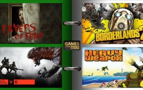 Games with Gold marec 17