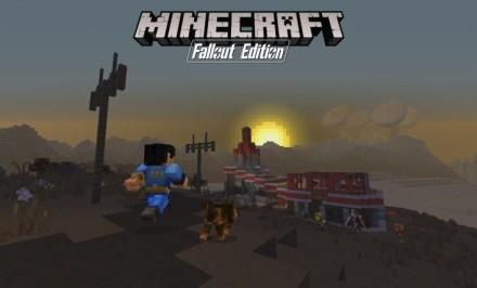 Fallout minecraft
