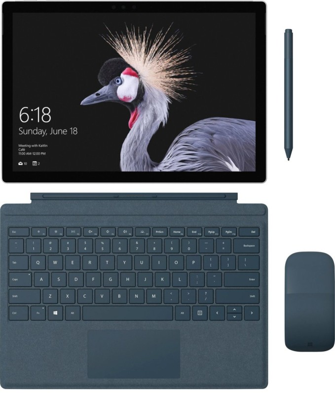 Surface Pro 5 3