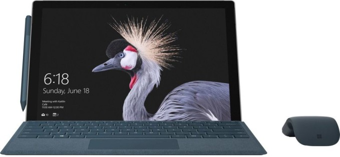 Surface Pro 5 5