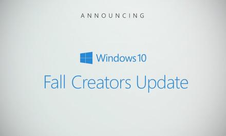 Autumn Creators Update