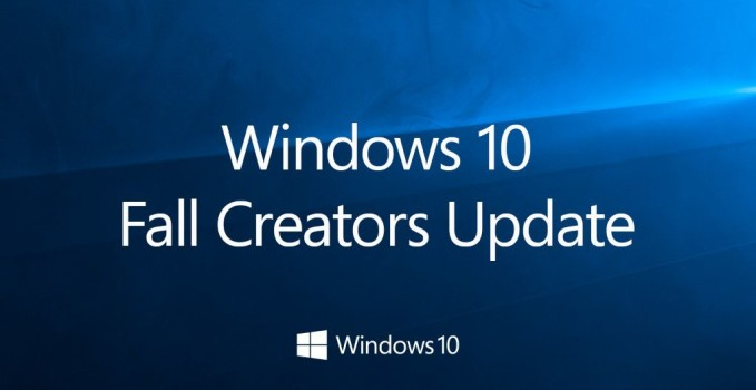 Fall Creators Update Skicár