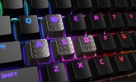 HyperX klávesy
