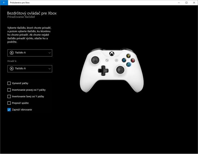 Prislusenstvo pre Xbox