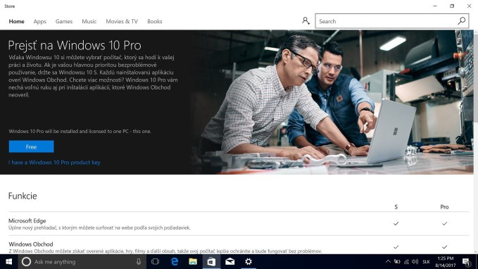 Windows 10 S 2