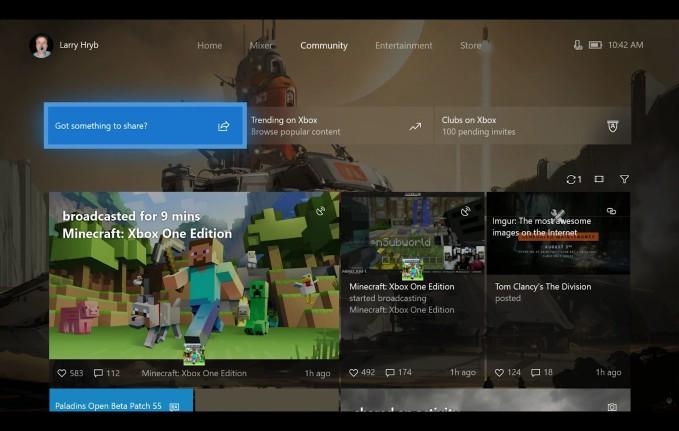 Xbox One FCU 3