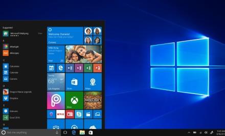 Windows 10 aktualizácie