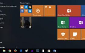 Windows 10 chýbajú aplikácie