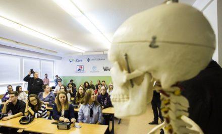 Anatómia vo virtuálnej realite