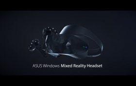 ASUS mixed reality