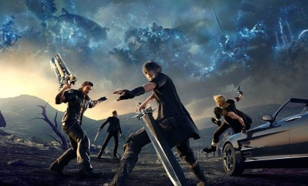 Final Fantasy XV PC demo