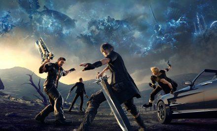 Final Fantasy XV PC demo