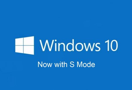 Windows 10 režim S