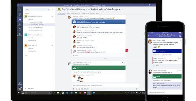 Microsoft Teams co to je