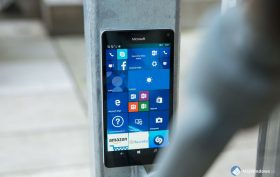 Windows 10 Mobile KB4090912