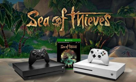 Sea of Thieves xbox konzola