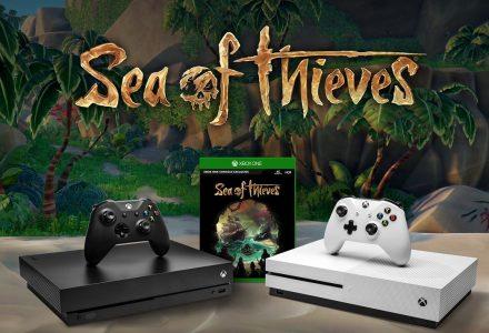 Sea of Thieves xbox konzola
