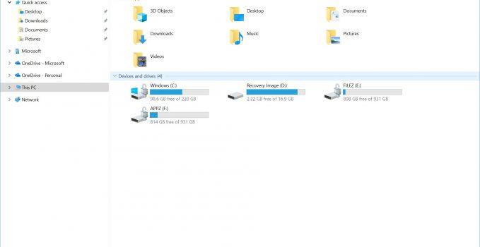 windows 10 zdruzovanie aplikacii