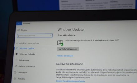 windows 10 cas instalacie