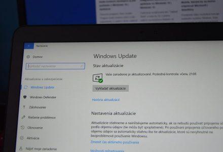 windows 10 cas instalacie