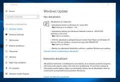 april update cez windows update