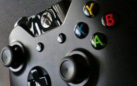 Xbox klávesnica